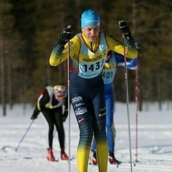Skiing 90 km - Thomas Kilenius (14312)
