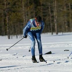 Skiing 90 km - David Pettersson (11902)