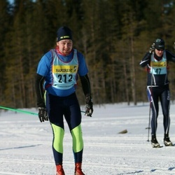 Skiing 90 km - Emil Persson (2122)