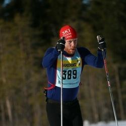 Skiing 90 km - Christian Bengtsson (3892)
