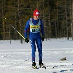 Skiing 90 km - Fredrik Norlin (15032)