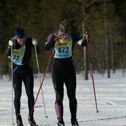 Skiing 90 km - Michael Eriksson (6722)