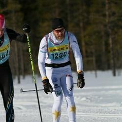 Skiing 90 km - Anders Klockar (12902)