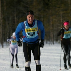 Skiing 90 km - Anders Sjöberg (9552)