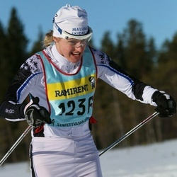 Skiing 90 km - Carina Lagerlöf (12362)