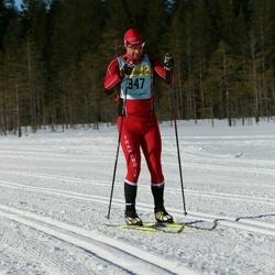 Skiing 90 km - Kenneth Johansson (9472)