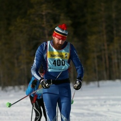 Skiing 90 km - Magnus Nilsson (4002)