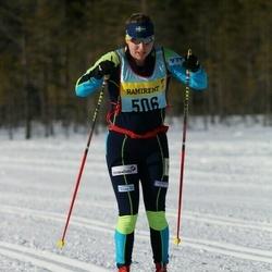 Skiing 90 km - Elin Mattsson (5062)