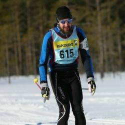 Skiing 90 km - Joan Starck (6152)
