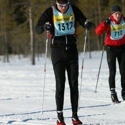 Skiing 90 km - Fredrik Dahl (13172)