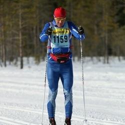 Skiing 90 km - Arne Pettersson (11592)