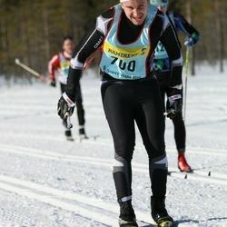 Skiing 90 km - Fredrik Pajala (7002)