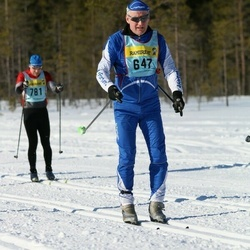 Skiing 90 km - Björn Långström (6472)