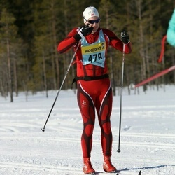 Skiing 90 km - Eirik Berg (4782)