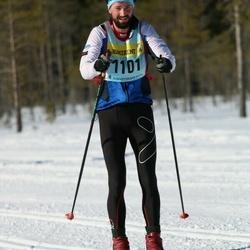 Skiing 90 km - Henrik Trolin (11012)
