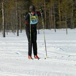 Skiing 90 km - Hibbe Siebenfreund (11322)
