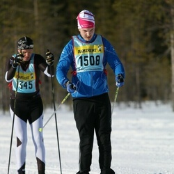 Skiing 90 km - Andreas Andersson (15082)
