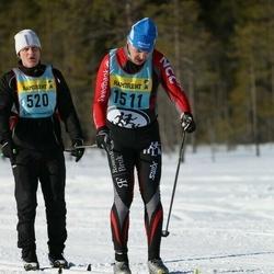 Skiing 90 km - Åke Olsson (15112)