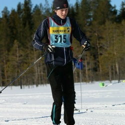 Skiing 90 km - Albin Johnsson (3152)