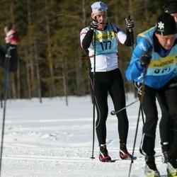 Skiing 90 km - Anders Larsson (1772)