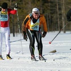Skiing 90 km - Atle Esperum (12032)