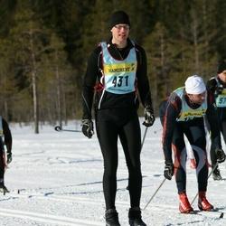Skiing 90 km - Christian Räim (4312)