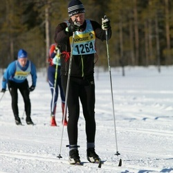 Skiing 90 km - Anders Lillstrand (12642)