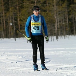 Skiing 90 km - Bo Hellenbrandt (4792)