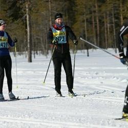 Skiing 90 km - Henrik Blomkvist (14732)