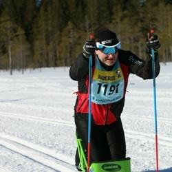 Skiing 90 km - Anders Olsson (11912)