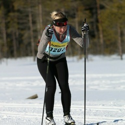 Skiing 90 km - Elin Skoog (12072)