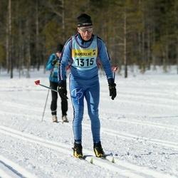 Skiing 90 km - Franz Bütikofer (13152)