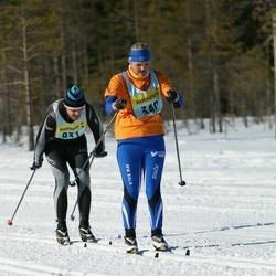 Skiing 90 km - Victoria Kihlström (3402)