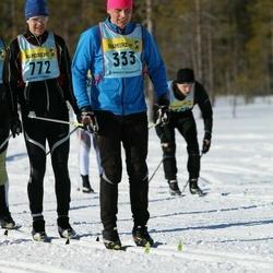 Skiing 90 km - Håkan Martinsson (3332)