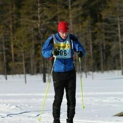Skiing 90 km - Kalle Brian (3862)