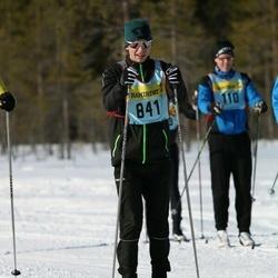 Skiing 90 km - Erik Karlernäs (8412)