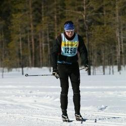 Skiing 90 km - Johannes Eriksson Allringer (12502)