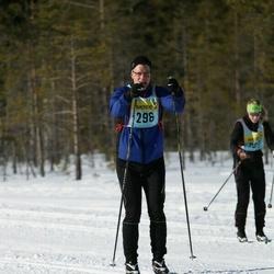 Skiing 90 km - Joakim Kålen (2962)