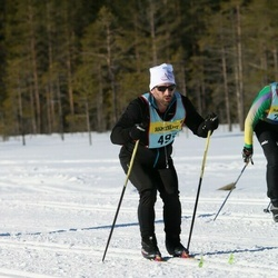Skiing 90 km - Daniel Nylén (4972)