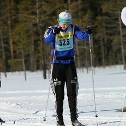 Skiing 90 km - Alexander Axelsson (3232)