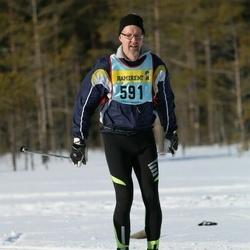 Skiing 90 km - Anders Krüger (5912)
