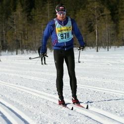 Skiing 90 km - Peter Rydberg (9782)