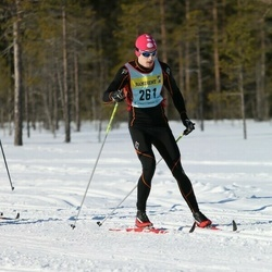 Skiing 90 km - Martin Jonsson (2612)