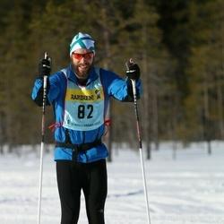 Skiing 90 km - Per Johansson (822)