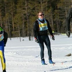 Skiing 90 km - Mathias Andersson (3852)