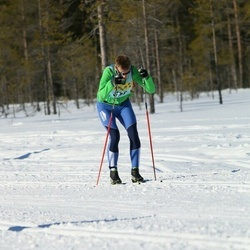 Skiing 90 km - Dennis Good (3302)