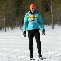 Skiing 90 km - Kjell Svanberg (342)