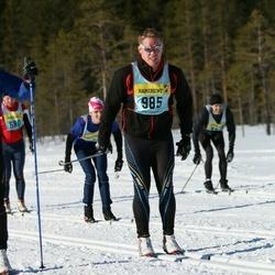 Skiing 90 km - Albert Bäckebjörk (9852)