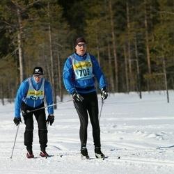 Skiing 90 km - Göran Alfredsson (7032)