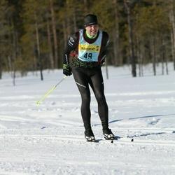 Skiing 90 km - Jonas Sigvardson (492)